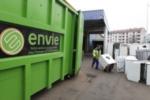 Recyclage economie circulaire